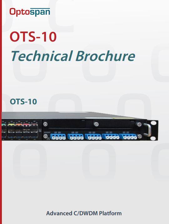 OTS-10 Technical Brochure